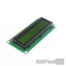 LCD-дисплей 1602