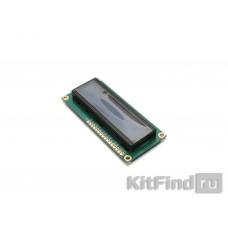 LCD-дисплей 1602 инверсный