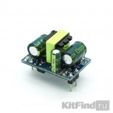 Сетевой импульсный AC-DC преобразователь 5 В 700 мА 3.5 Вт