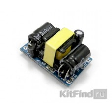 Сетевой импульсный AC-DC преобразователь 12 В 400 мА 4,5 Вт