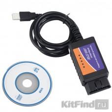 Диагностическое устройство ELM327 USB